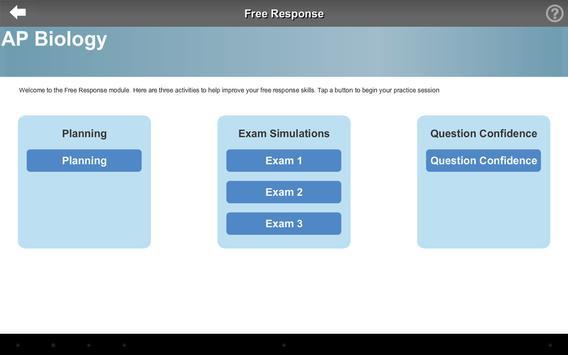 AP Exam Prep Biology LITE screenshot 3