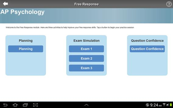 AP Exam Prep Psychology LITE screenshot 11