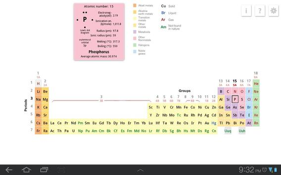 K12 periodic table apk download free education app for android k12 periodic table apk screenshot urtaz Gallery