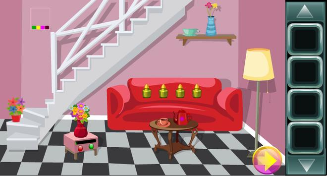 Cute Devil Baby Rescue Game Kavi - 192 screenshot 1