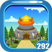 Cute Little Knight Boy Rescue Game Kavi - 292 icon