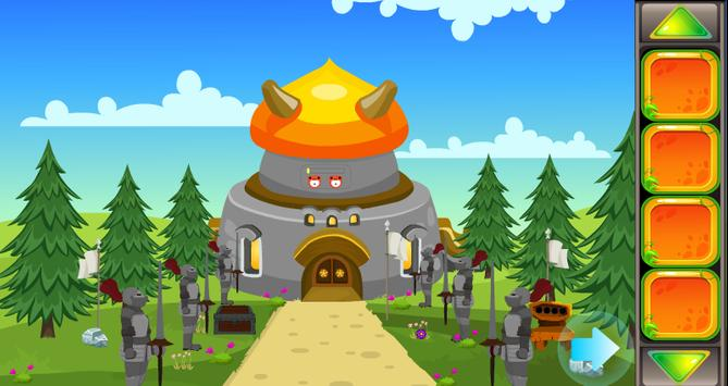 Cute Little Knight Boy Rescue Game Kavi - 292 poster