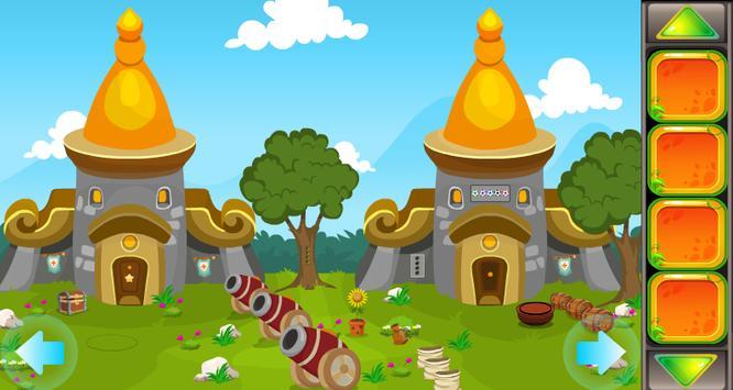 Cute Little Knight Boy Rescue Game Kavi - 292 screenshot 2