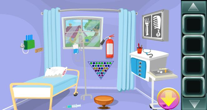 Doctor Rescue From Ambulance Game Kavi - 185 apk screenshot