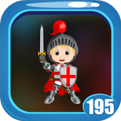 Knight Rescue Game Kavi - 195 icon
