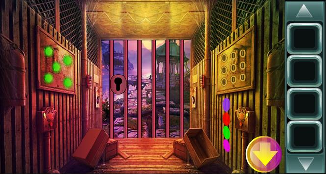 Jungle Temple Escape Game  Kavi - 190 apk screenshot