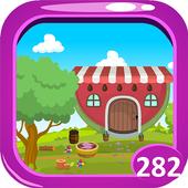 Magician Rescue Game Kavi - 282 icon
