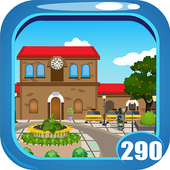 Police Officer Rescue Game Kavi - 290 icon