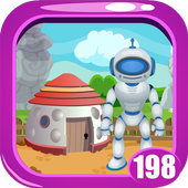 Robot Rescue Game Kavi - 198 icon