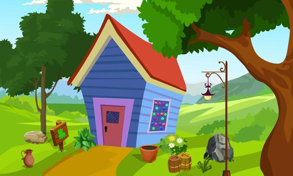 Boy Rescue From Forest House Kavi Escape Game-331 screenshot 2