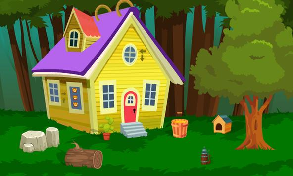 Boy Rescue From Forest House Kavi Escape Game-331 screenshot 3