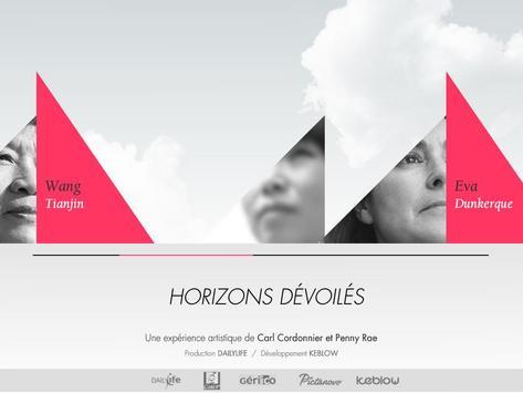 Horizons Dévoilés poster