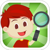 Kids Game Spot The Differences icon