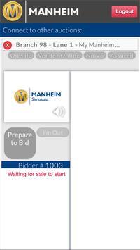 Manheim Simulcast screenshot 1