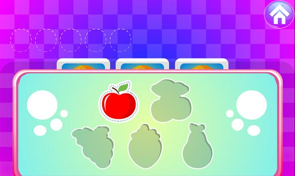 Kids Apps - A For Apple Learning & Fun Puzzle Game screenshot 12