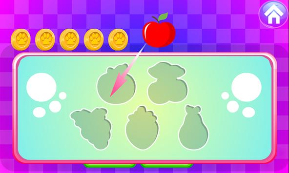 Kids Apps - A For Apple Learning & Fun Puzzle Game screenshot 5