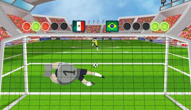 SWT: Penalty Challenge Lite apk screenshot