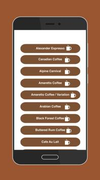 Best Coffee Recipes - International poster