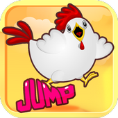Chick Fly Jump icon