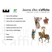 Joan of Arc - Chinon icon