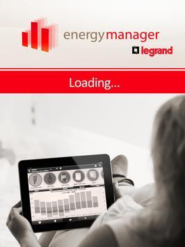 Legrand energymanager poster