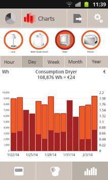 Legrand energymanager apk screenshot
