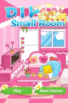 DIY Small Room - Girls Game poster