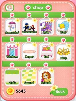 DIY Small Room - Girls Game apk screenshot