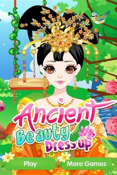 Ancient Beauty - Girls Games poster