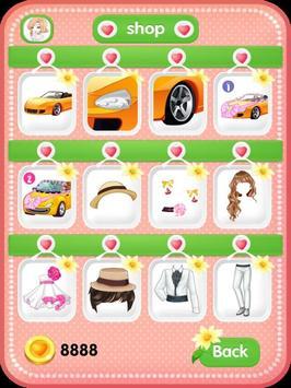 Princess Wedding Car apk screenshot