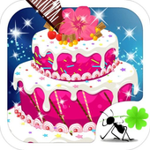 Design a Cake - Girls Games icon