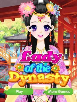Lady of the Dynasty apk screenshot