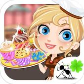 Cute Cupcake - Girls Game icon