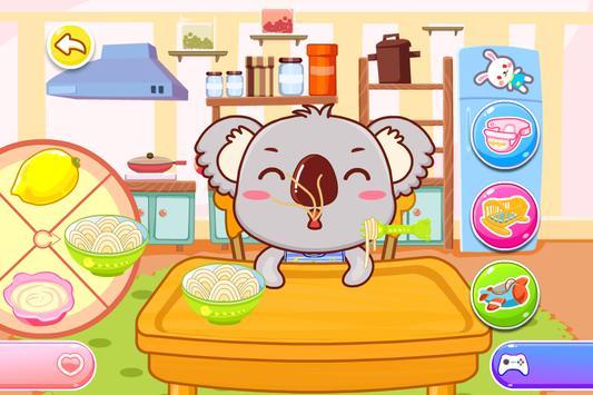 照顾优乐宝宝 – 儿童情商培养,教育模拟益智游戏 apk screenshot