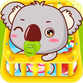 Care Little Baby - for Kids icon