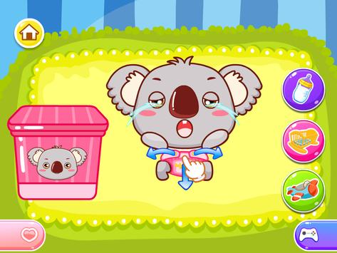 Care Little Baby - for Kids apk screenshot