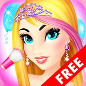 Prom Makeover Salon icon