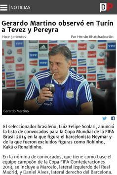 Copa America Diario Popular poster