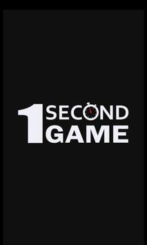 1 Second Game poster