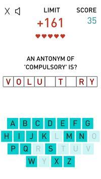 Antonyms screenshot 9