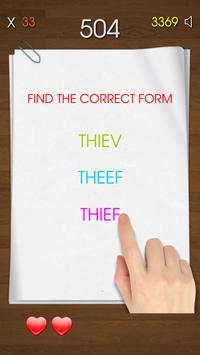 Spelling Test - Free screenshot 14