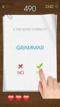 Spelling Test - Free screenshot 5