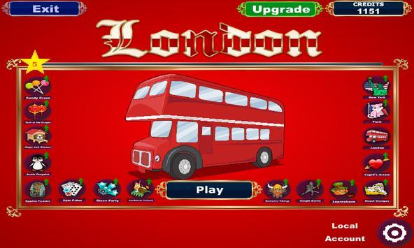 London Slots poster