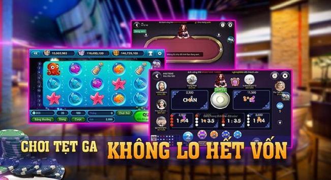 Game bai doi thuong screenshot 1