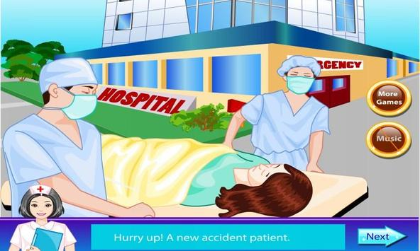 Beauty Knee Surgery Free poster