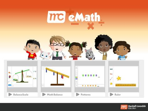 MC eMath poster