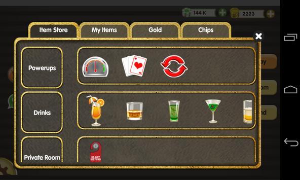 Teen Patti : Three Card Poker apk screenshot