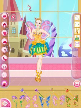 Mafa Fairy Secret Dress Up poster