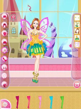 Mafa Fairy Secret Dress Up screenshot 10