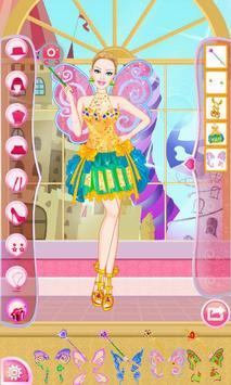 Mafa Fairy Secret Dress Up screenshot 12